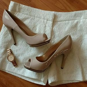 SALE****Nude XAPPEAL heels