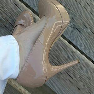 SALE****XAPPEAL BLOSSOM beige heels