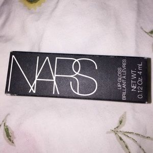 World Famous Nars Lipgloss in Orgasm- Authentic!