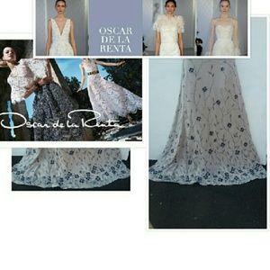 Oscar de la Renta Dresses & Skirts - HP 6/3 *VINTAGE OSCAR DELA RENTA BEADED SKIRT