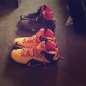 Lebron Xii's sold to ken