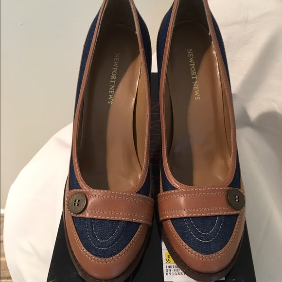 Newport News Womens Shoes