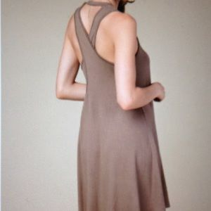 Dresses & Skirts - BACK CUTOUT DETAILED S/M/L-PRICE IS FIRM