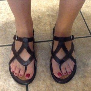 50da67dfddb7 Born Shoes - BOC Born Averie Brown Sandals Size 8 NEW NIB