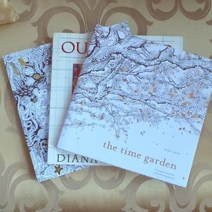 Other - Coloring Books **set of 3**