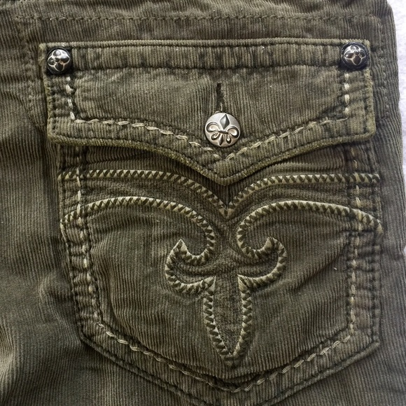 81% off Rock Revival Other - NWOT MENS Rock Revival Corduroy Pants ...
