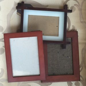 Other - Picture Frames **Set of 3**