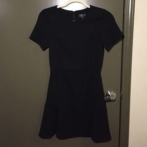 Topshop Dresses & Skirts - BNWT TOPSHOP BLACK DRESS