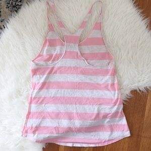 lululemon athletica Tops - Lululemon Striped Tank
