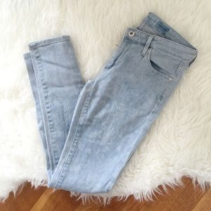 AG Adriano Goldschmied Denim - AG Adriano Goldschmied  Legging Ankle Jeans