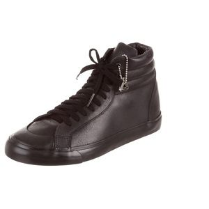 Shoes - NWT leather high tops from SISSI