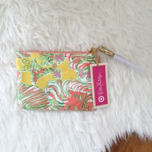 Lilly Pulitzer Handbags - Lilly Pulitzer for Target Happy Place Clutch/pouch