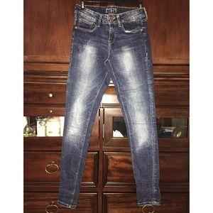 Zara Basic Stretch Skinny Jean
