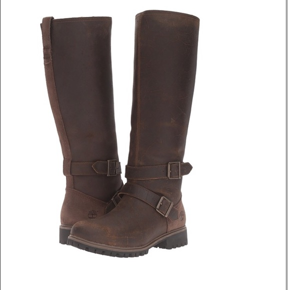 1db001e625 Timberland Shoes | Sale Knee Boots | Poshmark