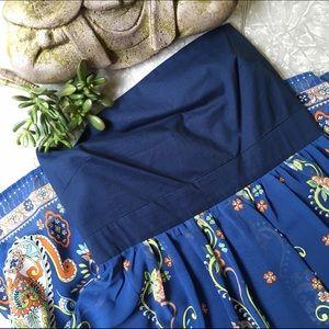 NWOT Boho Festival Dress