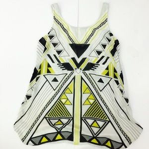 Cotton styled graphic top