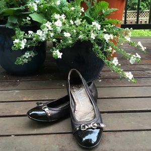 Attilio Giusti Leombruni Shoes - Beautiful and designer AGL flats!