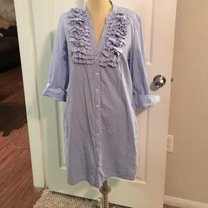 Fun detailed Shirt dress