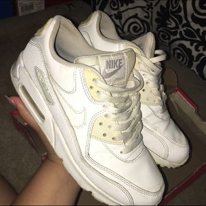 size 40 04762 9bfde Nike Shoes - COKE WHITE AIR MAX 90