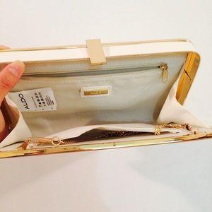 cf483346703 ALDO Bags | Just Married Clutch Bag | Poshmark