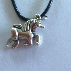 Jewelry - Unicorn Choker Necklace