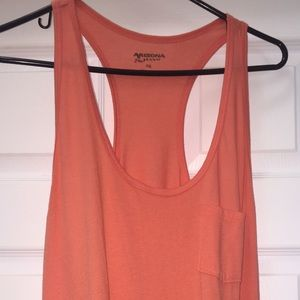 Cute Summer Orange Top