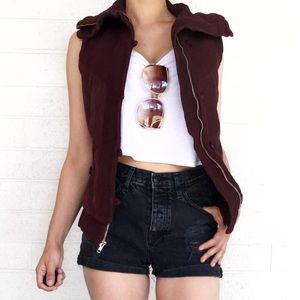 Citizens of Humanity Tops - Citizens of humanity vest
