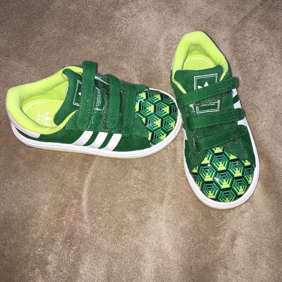 Adidas Other - Adidas Toddler Boy shoes 24252df9c