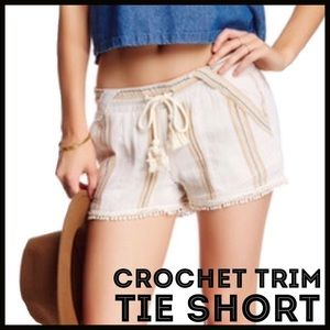 Boutique Pants - Trim Short