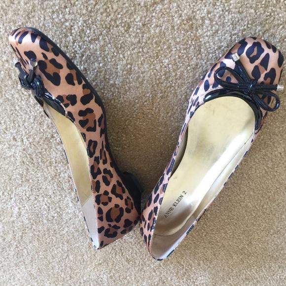 Anne Klein Shoes   Anne Klein 2 Leopard