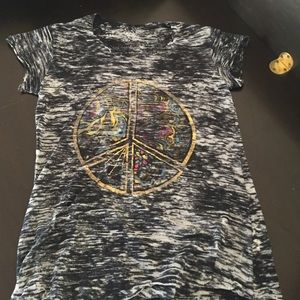 Signorelli Tops - Signorelli tee peace collection