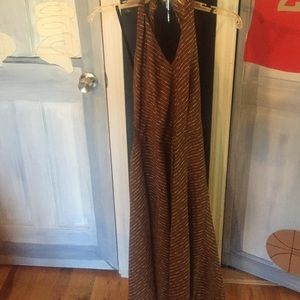 Dresses & Skirts - New with tags, halter dress in size 10