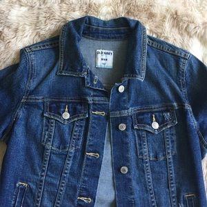Old Navy Jackets & Blazers - Old Navy blue denim jean jacket
