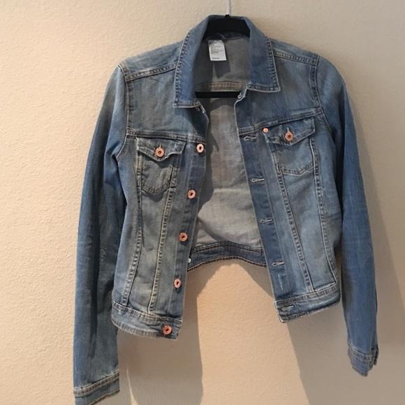 various design super cheap find lowest price H & M Jean Jacket