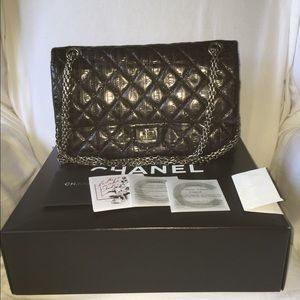 Authentic Chanel 2008 Limited Edition 2.55 Reissue