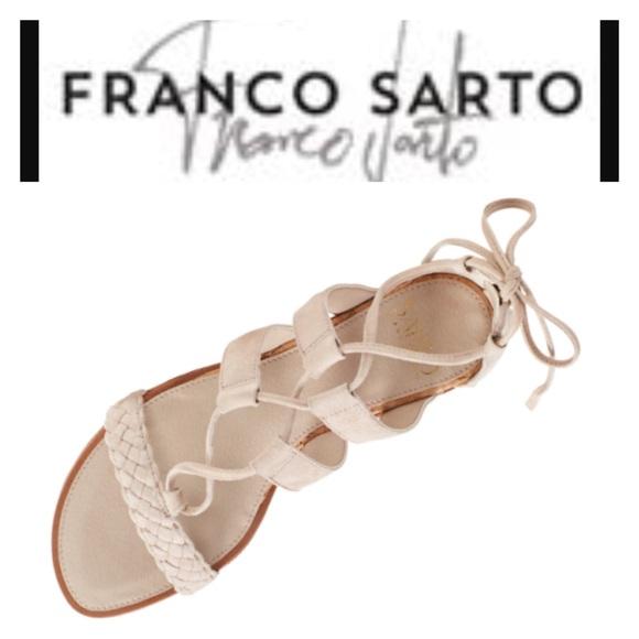 Franco Sarto Pierson Laceup Sandal