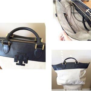 Tory Burch Bags - Tory Burch Canvas Bag