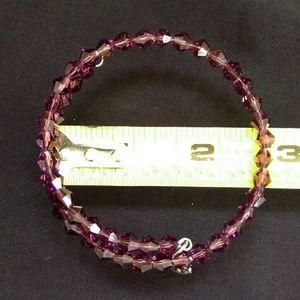 1eyed 1der designs Jewelry - Dark Amethyst Bracelet