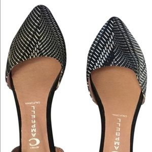 "Jeffrey Campbell ""love"" flat!"