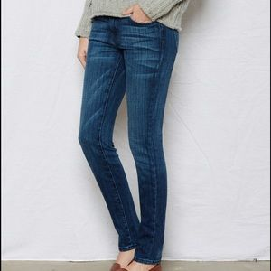 Current/Elliott Ankle Skinny Jean