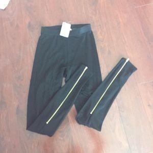 Stretchy leggings H&M