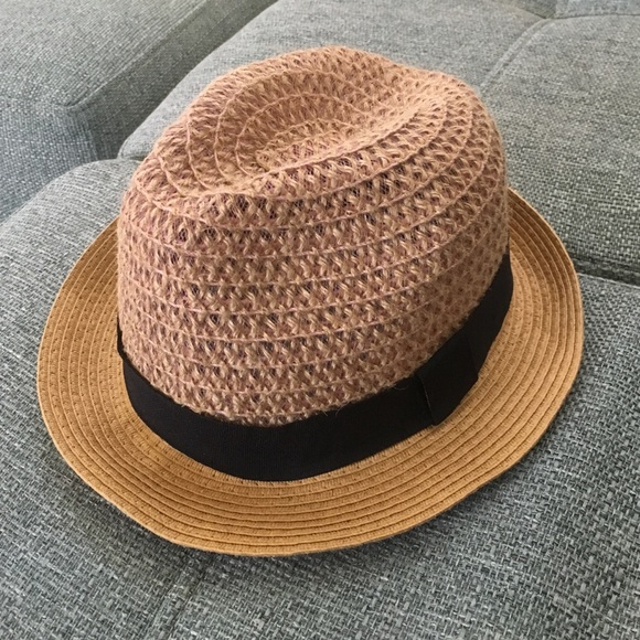 Francesca's Collections Accessories - Francesca's Straw Hat