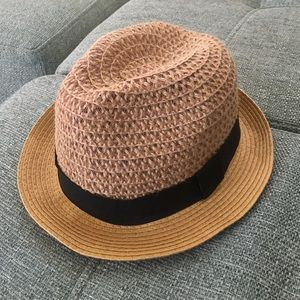 Francesca's Straw Hat