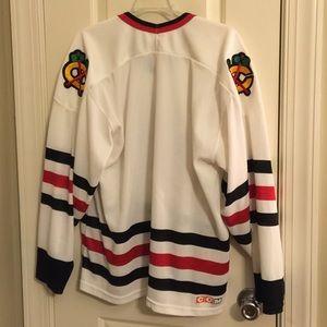 a45227798 CCM Tops - Chicago Blackhawks away jersey