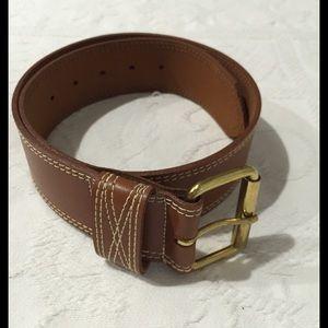 Ellen Tracy Accessories - Ellen Tracy Leather Belt Size 4 🎀 NWT
