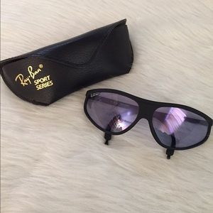 Ray-Ban Accessories - Vintage Rare B&L Sport Ray-Bans
