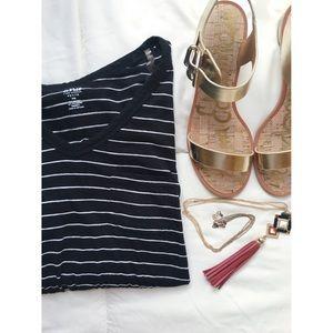 a.n.a Tops - Striped Top🎀
