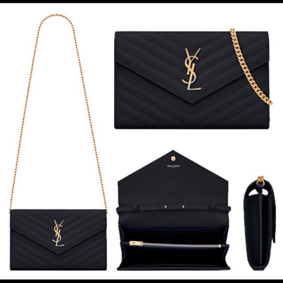 pretty cheap color brilliancy limited style Ysl envelope clutch