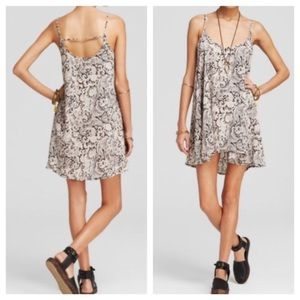 Free People Dresses & Skirts - ⏳1 day sale⏳Free People printed Emily swing dress