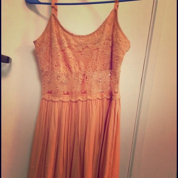 68 off alythea dresses amp skirts alythea light coral